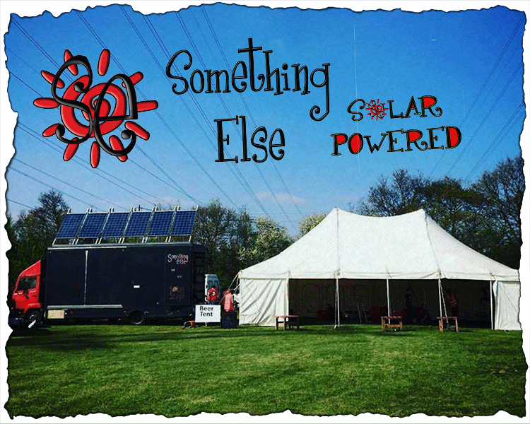 Something Else Solar Stage